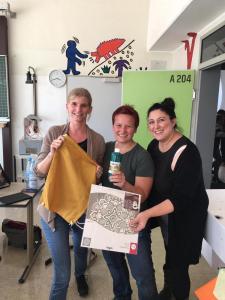 Kunst/Textil Projekt