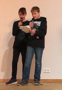 Padrig und Timmy